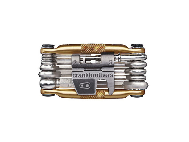 Crankbrothers Multi-17 Multitool gold